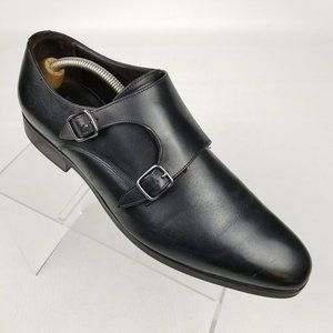 To Boot New York Mens Double Monk Strap Loafers 11